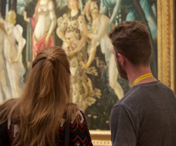 Masterpieces of Uffizi tour in Florence
