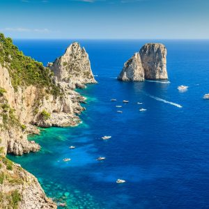 amazing Capri and Blue Grotto private tour