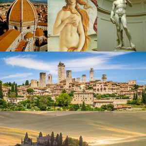 Best of Florence and Tuscany in one day