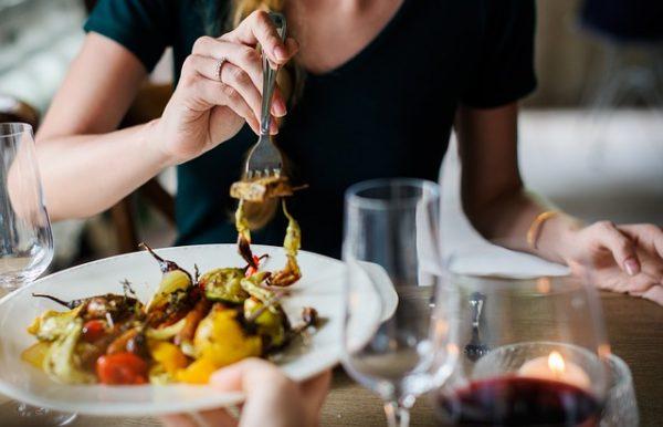 taste fresh vegetables in the food tour