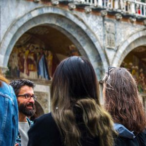 guided walking tour Venice