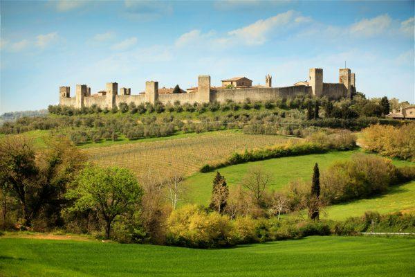 Monteriggioni, best of Tuscany tour
