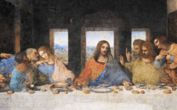 Leonardo Da Vinci Last Supper