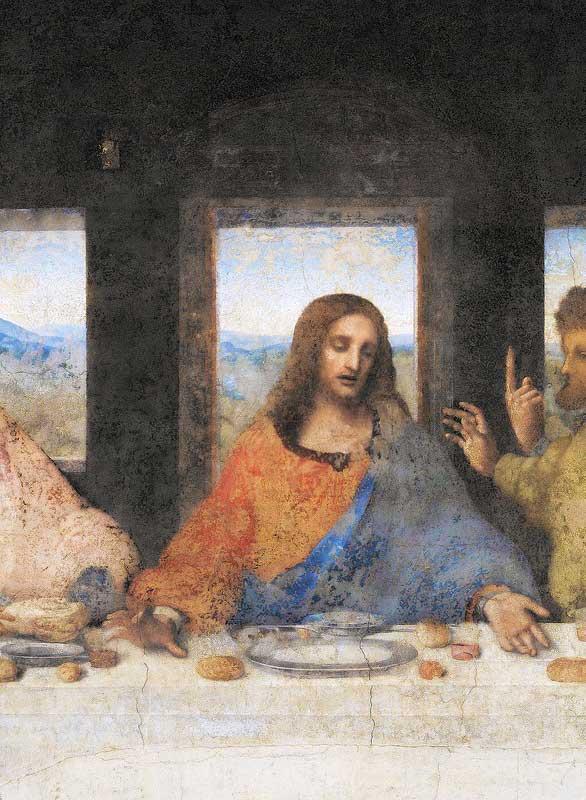 Leonardo da Vinci's Last Supper tour