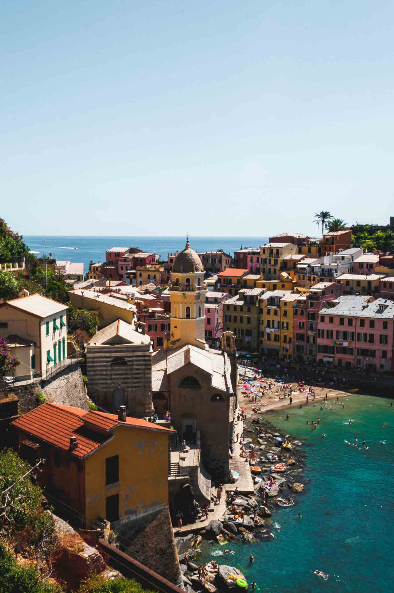 The Heart Of Cinque Terre the best of cinque terre tour - artviva