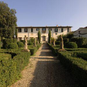 villa Tuscany relax tour
