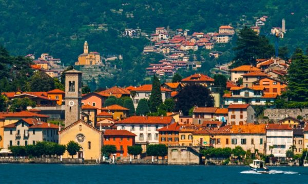 lake como boat tour