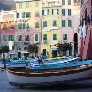 Cinque terre guided walking tour