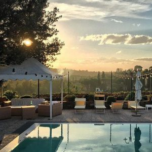 Florence City Escape Tuscany Tour Villa Swim Experience