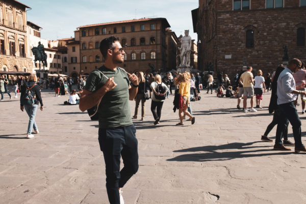 walk in florence