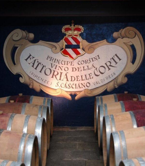 Adopt a wine tours-principe corsini Tuscany Wine Tour
