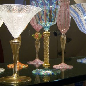 Murano glass, tour in Venice