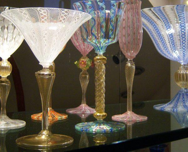 Murano glass, tour in Venice