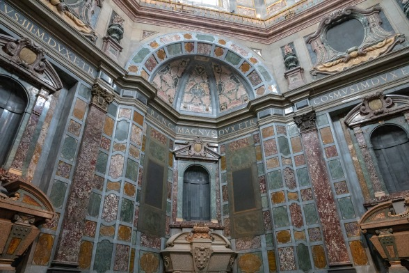 Medici Chapel tour in Florence