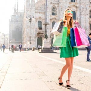 milan personal shopping tour