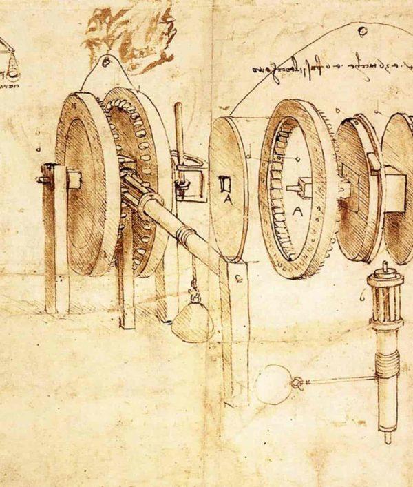 Leonardo Da Vinci Kid tour