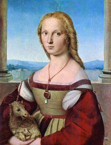 Lady with Unicorn