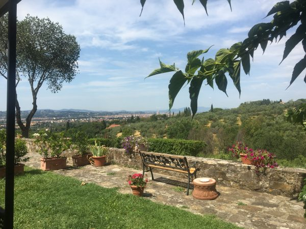 oasis with views of florence
