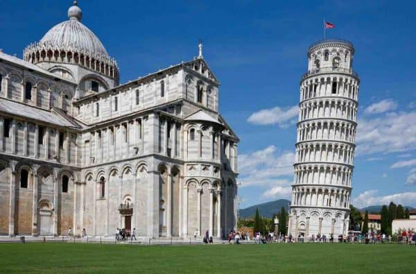 Pisa Destination Page
