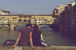 Ponte Vecchio from Santa Trinita