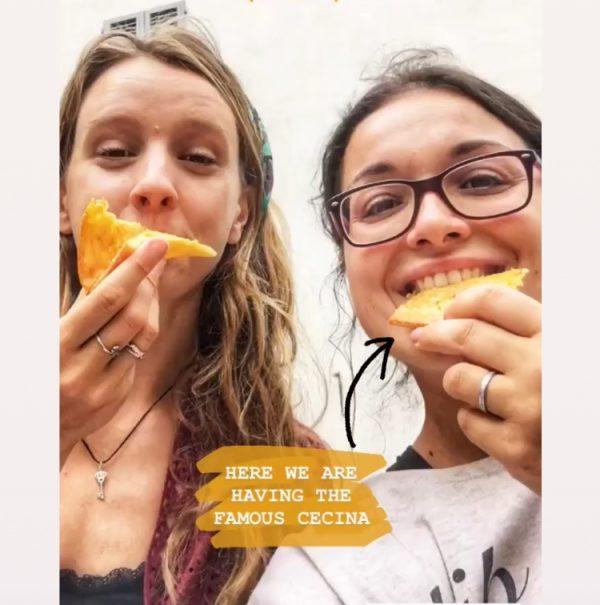 vegan food tour in florence