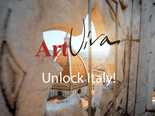 Unlock Italy Artviva Crowdfunding Campaign