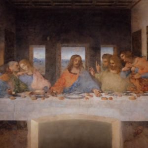 the last supper online experience leonardo da vinci